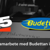 215 inleder samarbete med Budettan i Kristianstad
